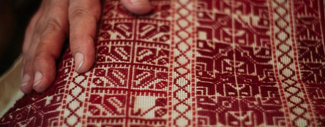 Palestinian Embroidery Patterns Atharna Palestinian Embroidery