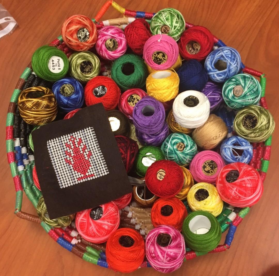 Palestinian Embroidery Patterns Darzah Bringing Palestinian Embroidery To Modern Day Life Bint
