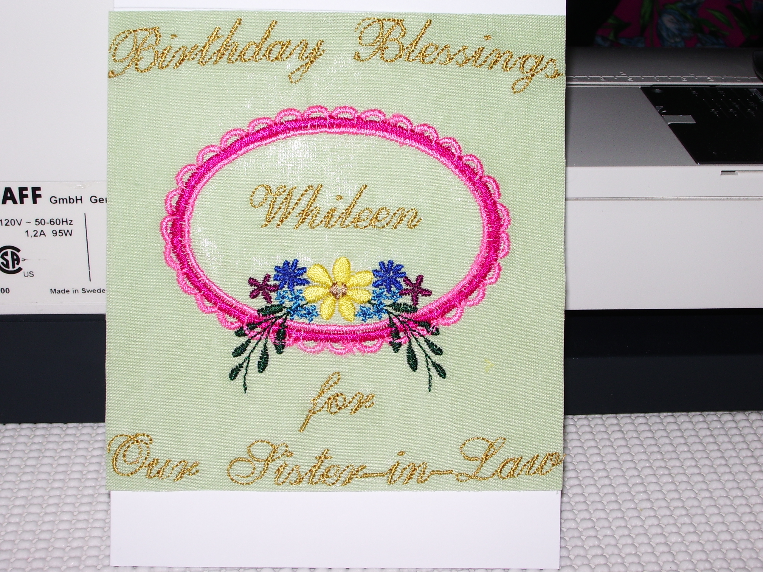 Paper Embroidery Cards Free Patterns Free Embroidery Designs Cute Embroidery Designs