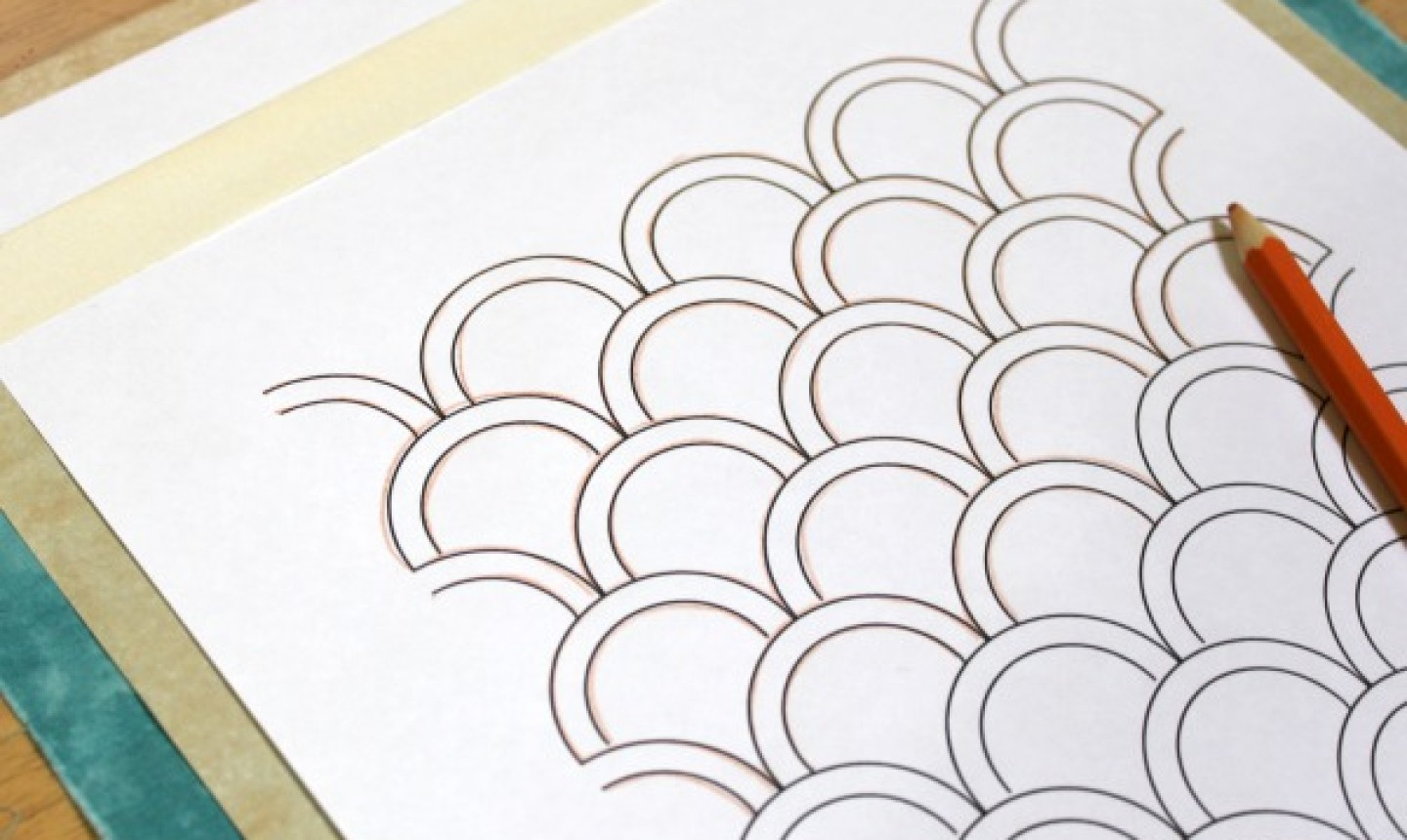 Paper Embroidery Cards Free Patterns Learn Simple Sashiko Embroidery With This Whimsical Cloud Pattern