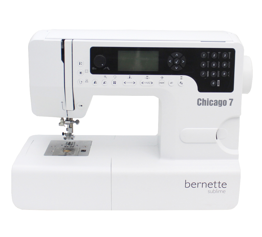 Patterns For Embroidery Machine Bernette Chicago 7 Swiss Design Embroidery Machine