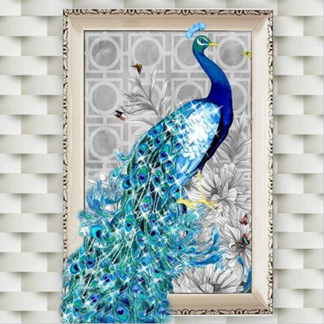 Peacock Embroidery Patterns Free Embroidery Patterns With Peacocks Free Embroidery Patterns