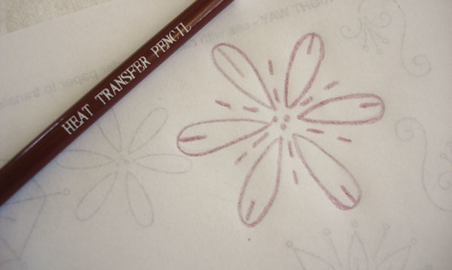 Ribbon Embroidery Patterns Free 5 Simple Ways To Transfer Embroidery Designs