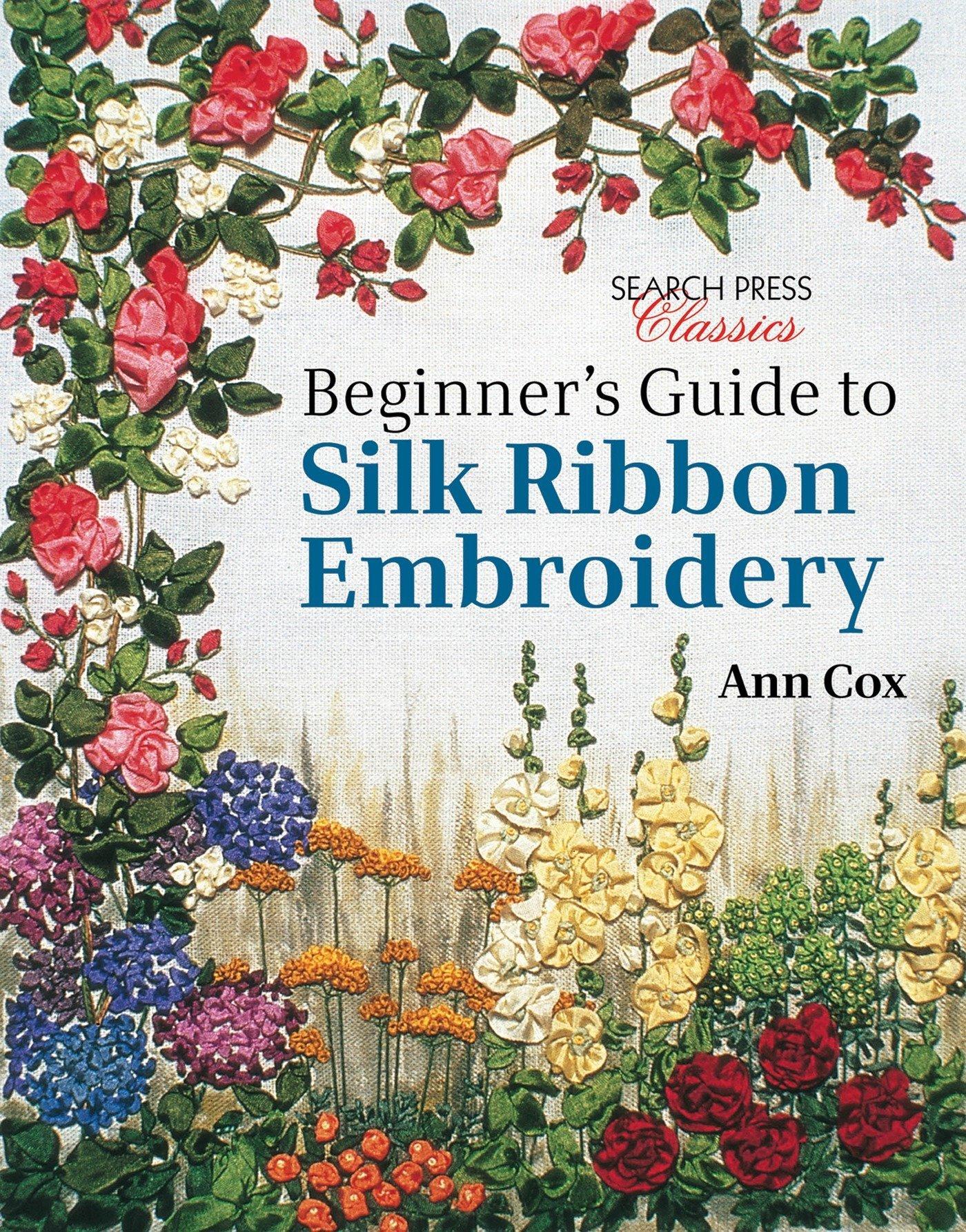 Ribbon Embroidery Patterns Free Learn Ribbon Embroidery Free Embroidery Patterns