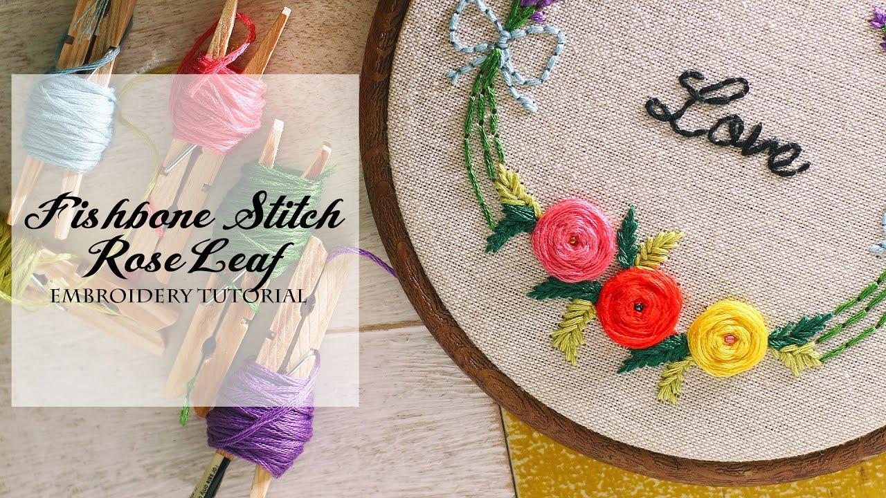 Ribbon Embroidery Patterns Free Shashira Handmade Handmade With Love