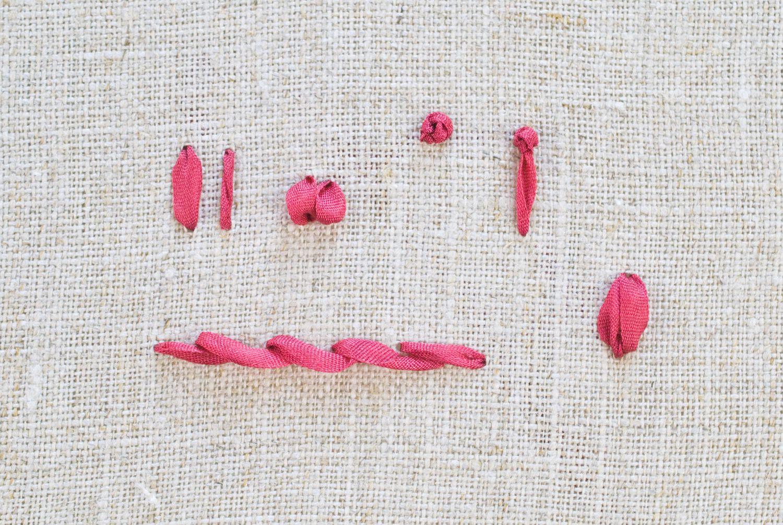 Ribbon Embroidery Patterns Free The Basics Of Silk Ribbon Embroidery