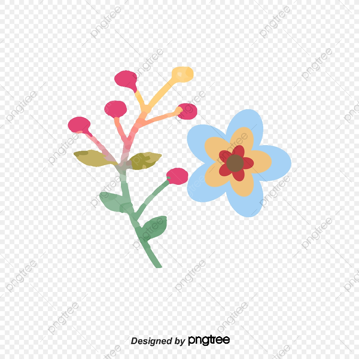 Scandinavian Embroidery Patterns Embroidery Patterns Plant Flowers Embroidered Png And Vector With