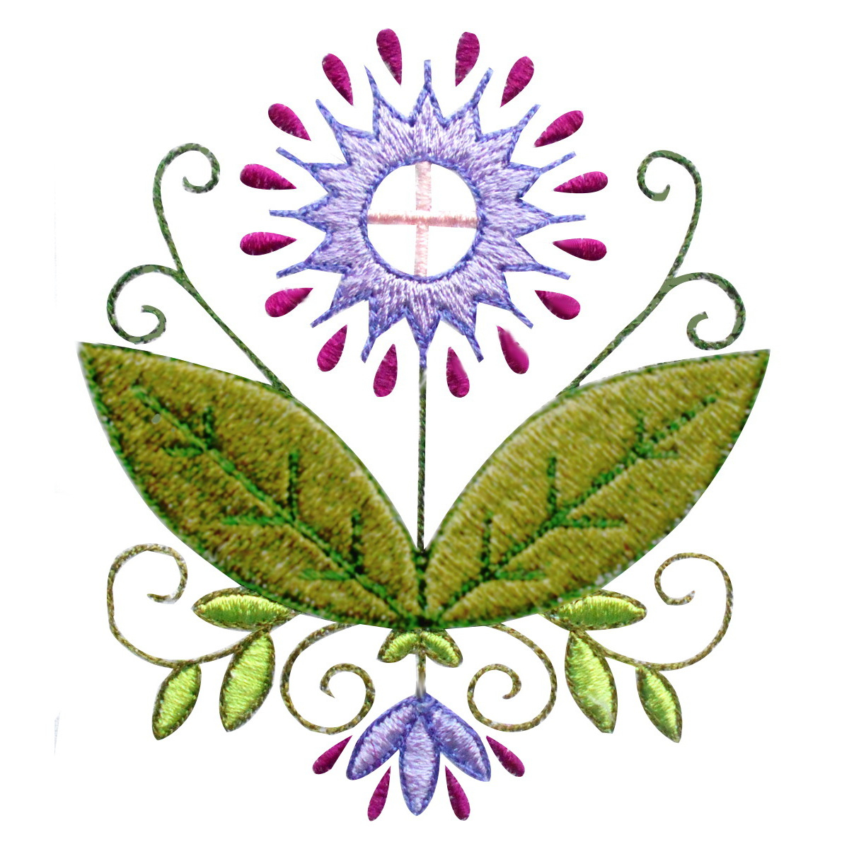 Scandinavian Embroidery Patterns Floral Machine Embroidery Designs