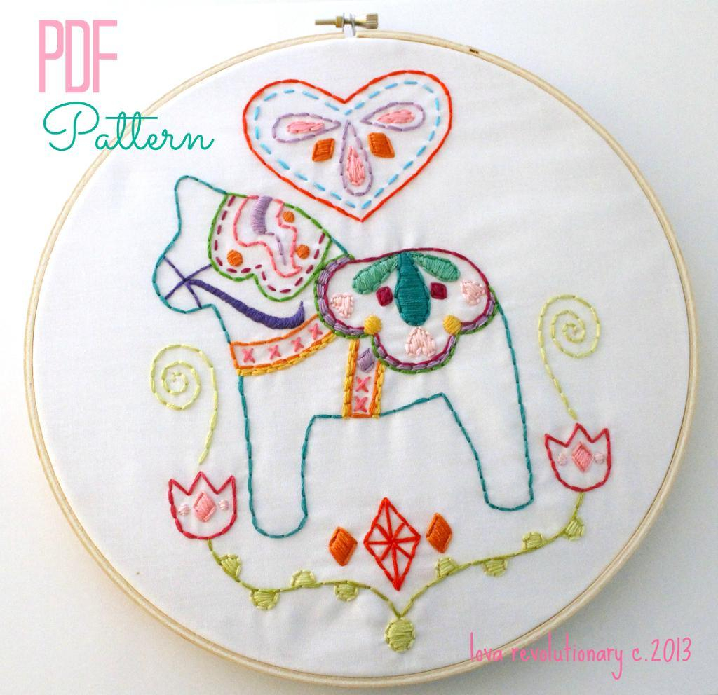 Scandinavian Embroidery Patterns Globally Inspired Traditional Embroidery Patterns And Motifs