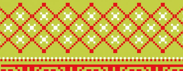 Scandinavian Embroidery Patterns Scandinavian Embroidery Pattern