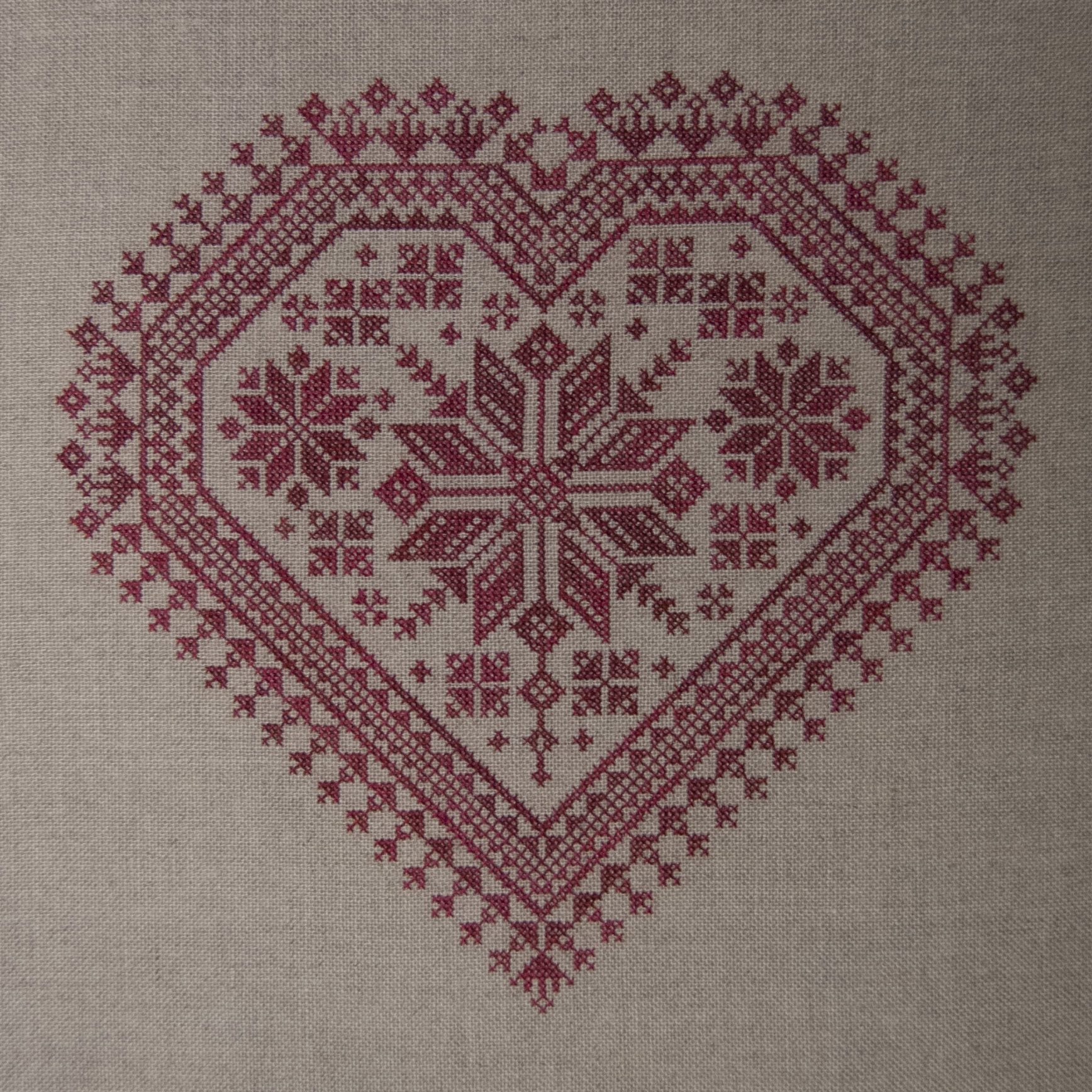 Scandinavian Embroidery Patterns The Nordic Heart Modern Folk Embroidery