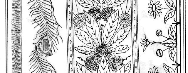 Victorian Embroidery Patterns Victorian Era Embroidery Patterns Vintage Crafts And More